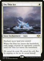 Magic the Gathering (mtg): MH1: On Thin Ice - Rare - Foil