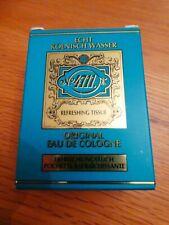 New 🌸 4711 🌸 Original Eau de Cologne Refreshing Tissues 10pcs 1 Box (Gift)