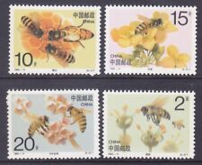 China PRC 2463-66 MNH 1993 Honey Bees Full Set of 4 Very Fine