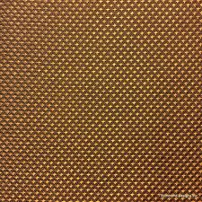 """Antique Radio Grille Cloth,Small Star, 18' x 24"""", Shipping Changes !"""