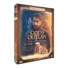 God's Outlaw- The Story of William Tyndale (1986) DVD -Tony Tew (*New *All)