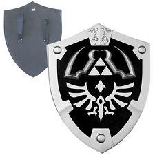 Dark Link Shadow Legend of Zelda Hylian Costume Halloween Cosplay Foam Shield
