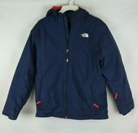 The North Face Clement Triclimate Jacket, Blue, Boys XL