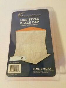 Ameristep Blaze Orange Hub Cap (Hub-Style Blinds)