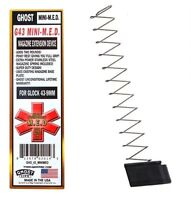 Ghost Inc For Glock 43 9mm MINI M.E.D. Plus +2 Mag Magazine Extension Device MED
