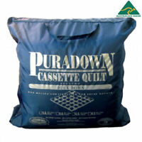 Puradown 80/20 Duck Down Doona|Quilt|Duvet SUPER KING|KING|QUEEN|DOUBLE|SINGLE