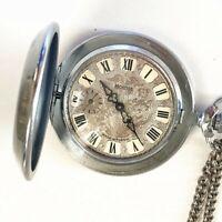 Vintage Russian Molnija Pocket Watch