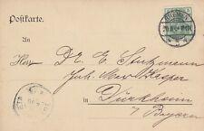 BREMEN, Postkarte 1904, Leopold Engelhardt & Biermann
