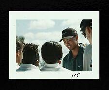 "1996 Tiger Woods ""Rookie of the Year"" TYPE 1 Original Photo **Rookie Season**"