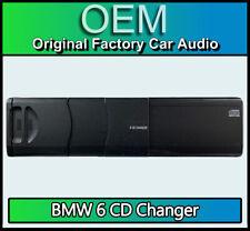 BMW 3 Series E46 MP3 CD Changer, BMW 6 Disc changer with Cartridge Magazine