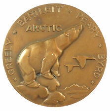 Society of Medalists 24. Penguin.  ARCTIC - ANTARCTIC. By Erwin F. Springweiler