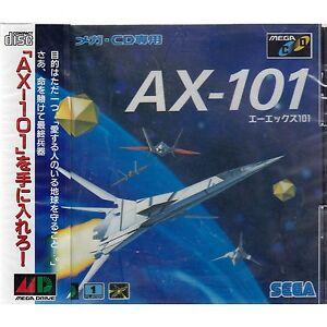 Brand New Mega Drive Mega-CD AX-101 (Japanese version) *US Seller