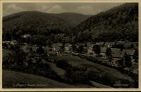 Wieda Südharz Postkarte 1936 gelaufen Panoramaansicht Verlag Thoericht Hann.-M.