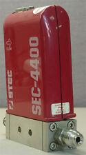 SEC SEC-4400RC Mass Flow Controller N2 20 SCCM