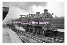 bb1055 - BR Railway Engine 40542 at Chesterfield Station in 1959 - photograph