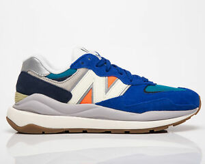New Balance 57/40 Incubation Pack Men's Blue White Orange Casual Sneakers Shoes