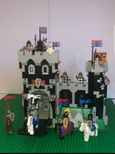 1992 Lego Black Knight's Castle 6086