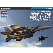 [Free Shipping] ACADEMY 1/72 F-15E Strike Eagle '333rd Fighter Squadron' #12550