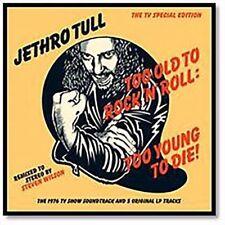 Album CDs Jethro Tull 2015