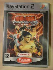Tekken 5 (Sony PlayStation 2, 2005, PAL)