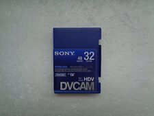DVCAM SONY PDVM-32N Didital Video Cassette Mini DV - New