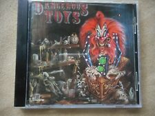 "DANGEROUS TOYS ""DANGEROUS TOYS"" CD 1989 TEASIN PLEASIN TAKE ME DRUNK"