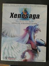 Strategy guide  Xenosaga Episode I