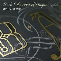 Angela Hewitt - Bach Art Of Fugue [Angela Hewitt] [Hyperion CDA67980]