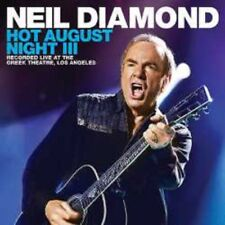 Neil Diamond - Hot August Night III - New 2CD/DVD Album - Pre Order 17/8