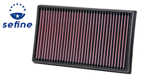K&N Washable Lifetime Performance Air Filter 33-3005