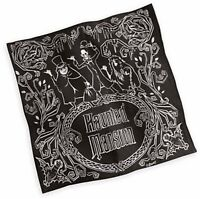 Disney Parks Haunted Mansion Napkin Set Chalkboard Hitchhiking Ghosts Cotton-2