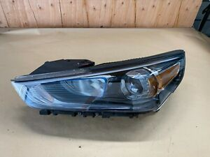 2017 2018 2019 Hyundai Ioniq Left LH Driver Side Halogen Headlight 92101-G2020
