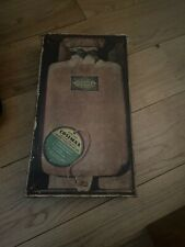 1940s Vintage Rare Hot Water Bottle Box, Cosimax Dunlop