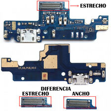 PLACA CONECTOR CARGA USB Y MICRÓFONO PARA XIAOMI REDMI NOTE 4X ENVIO GRATIS