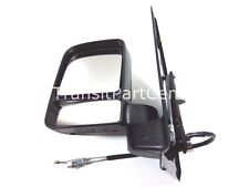 MANUAL FRONT DOOR MIRROR FORD TRANSIT CONNECT LEFT PASSENGER NEAR SIDE