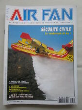 AIR FAN 273 EC 2/5 MIRAGE 2000B SECURITE CIVILE CANADAIR TNI-AU INDONESIA CEPA
