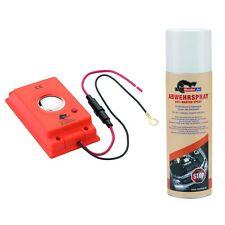 MARDERfix Acústico 12V inclusive Spray de defensa personal Auto