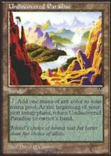 1 x MTG Undiscovered Paradise Visions - Moderatly Played, English