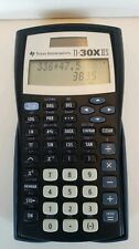 Texas Instruments Scientific Calculator TI-30X IIB