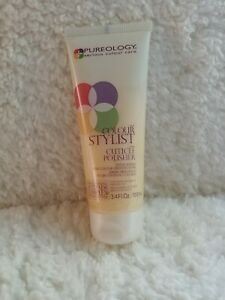 PUREOLOGY Color Stylist CUTICLE POLISHER Shine Serum 3.4 oz Discontinued