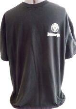Jagermeister Mens T-Shirt, Extra Large-XL, 100% Cotton, Jagermeister Logo Shirt