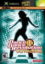 DDR: Dance Dance Revolution UltraMix 4 Xbox New Xbox