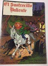 el sastrecillo valiente chiqui de la fuente Carlos A Cornejo 1978 Comic Book