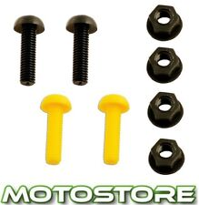 NUMBER PLATE FIXING NUT & BOLT KIT HONDA XR600R XR650R 1985-2013