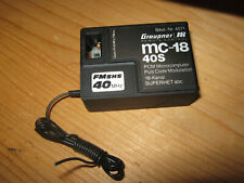 Empfänger Graupner MC 18 - (40 Mhz) 18 Kanal  PCM ( selten)