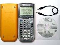 TI-84 Plus Silver Edition Graphing Calculator Texas Instruments YELLOW TI84+ SE