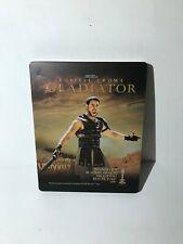 Gladiator (2-Disc Blu-ray Steelbook) (Sapphire Series) - Russell Crowe Free Ship