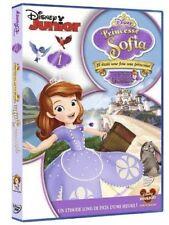 DVD Prnicesse Sofia Disney Il était une fois une princesse NEUF sous cellophane