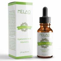2X(MELAO suero retinol mejorado al 2,5% con acido hialuronico y vitamina E,C1O1)
