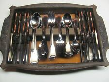 Oneida Minute Man Colonial Boston Stain Stainless Flatware – of Your Choice